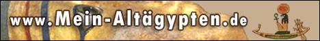 Mystisches Reich der PHARAONEN - Fundierte Darstellung des Alten Ägypten im Internet. Die Seiten beschäftigen sich mit den klassischen Themenfeldern wie: Hieroglyphen, Pharaonen, Pyramiden, Religion, aber auch mit weiteren interessanten Aspekten zur altägyptischen Hochkultur. Gut verständliche Texte und mit zahlreichen Illustrationen und Fotos versehen. Viele Buchtipps mit Rezensionen gibt's auch.