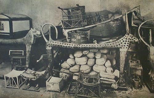 Totenmaske Tutanchamun Wert