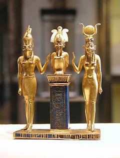 Mein-Altägypten - Religion und Glaube - Götterwelt