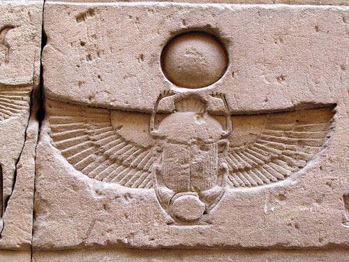 ägypten Skarabäus